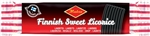 Halva Finnish Sweet Licorice Bar, 60g