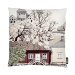 Vallila Interior TURKU Cushion Cover, beige