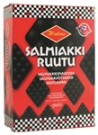 Halva Salmiakki Ruutu Salty Licorice Box, 250 g