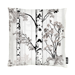 Vallila Interior LUONTOPOLKU Cushion Cover, col. clay