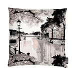 Vallila Interior AURAJOKI Cushion Cover, col. clay